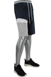 Jordan Craig Color Block Shorts Navy (8994S 22S) - Zamage