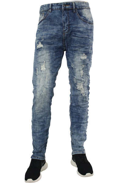 Skinny Fit Denim Medium Vintage Wash (M4583D)