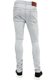 Skinny Fit Denim Bleach Wash (M4471DA)