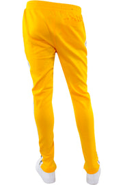 Reflecive Tape Track Pants Yellow (100-410) - Zamage