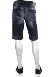 Jordan Craig Denim Shorts Midnight Blue (J3134S 22S) - Zamage