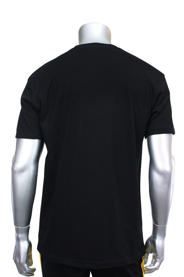No Cappin Tee Black - Dark Grey (NOCAPPIN)