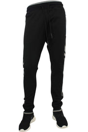 Jordan Craig Color Block Jogger Black (8316A 22S) - Zamage