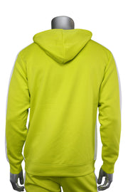 Pullover Track Hoodie Lime (100-301) - Zamage