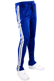 Reflective Tape Track Pants Royal (100-410)