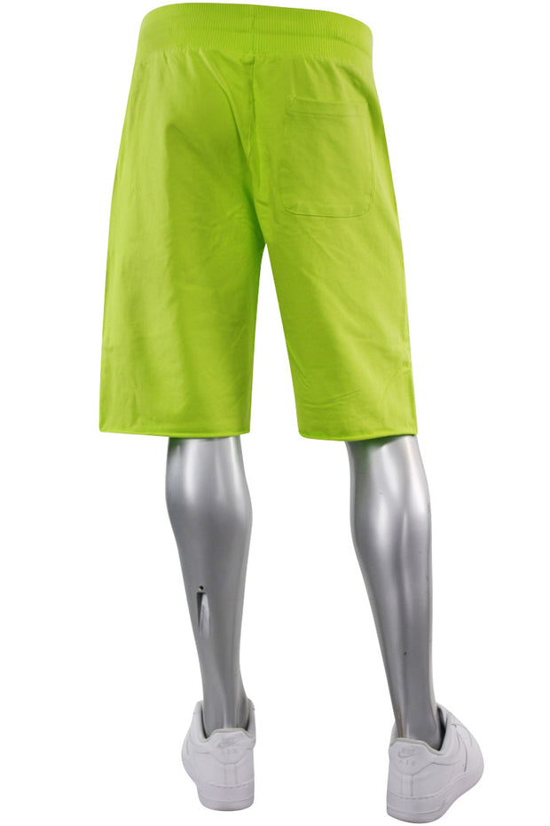 Jordan Craig French Terry Shorts Voltage (8350S 22S) - Zamage