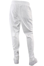 Icey Bunch Chenille Patch Full Jogger Suit White (CV2071 22S) - Zamage