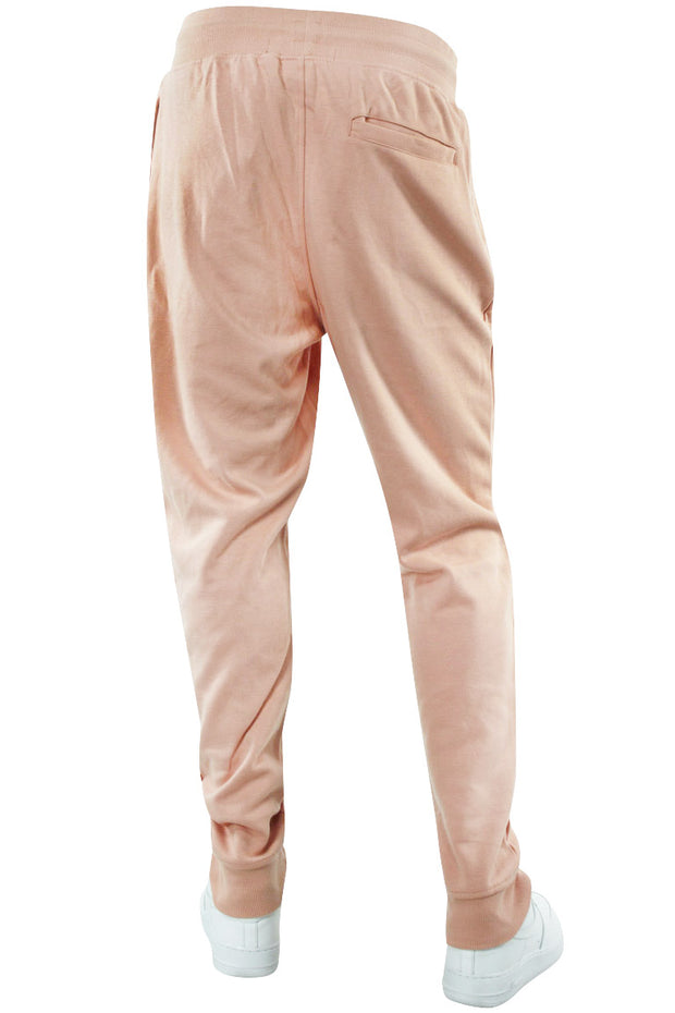 Lix Chenille Patch Full Jogger Suite Pink (CV2024 22S) - Zamage