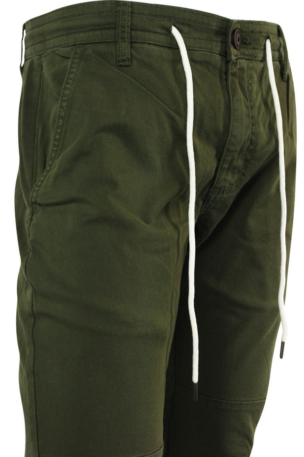 Jordan Craig Twill Slim Fit Pants Army Green (5623M 22S)