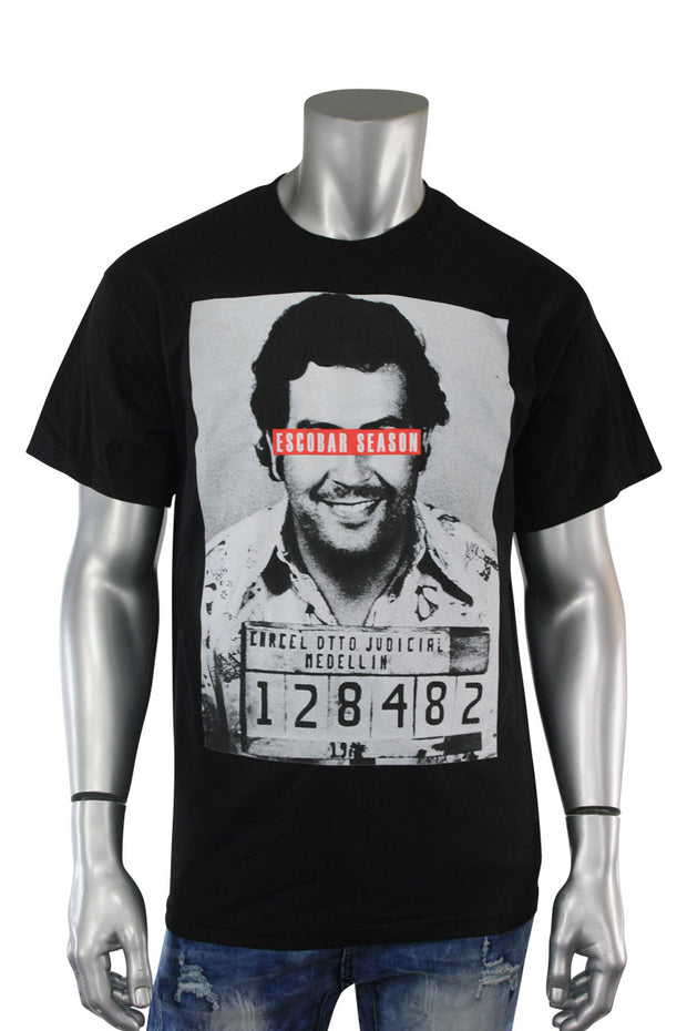 Escobar Season Tee Black (SEASON 22S)