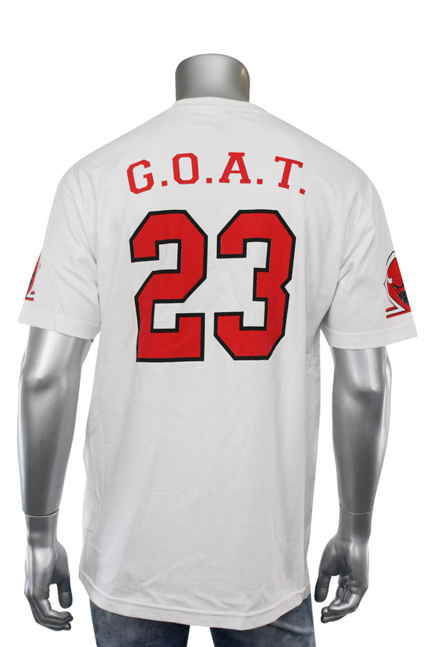 Bully Goat Tee White (BULLY 22S) - Zamage