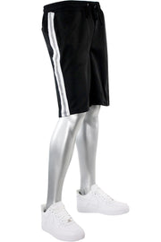 Reflective Taping Track Shorts Black (1A1-902)