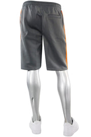 Reflective Taping Track Shorts Grey (1A1-902)