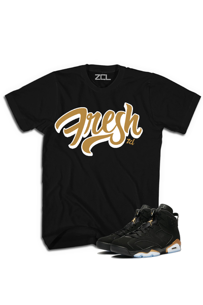 "Air Jordan Retro 6 DMP Defining Moments ""Fresh"" Tee - Zamage"