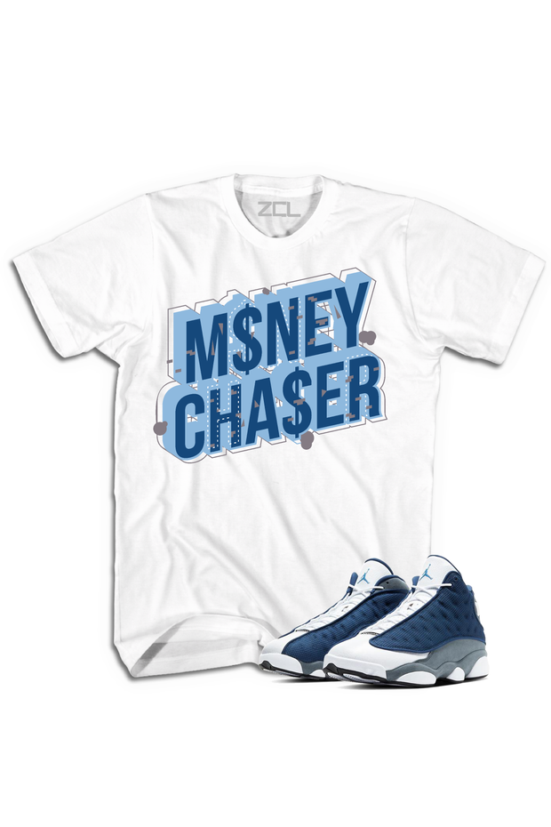 "Air Jordan 13 Retro ""Money Chaser"" Tee Flint - Zamage"