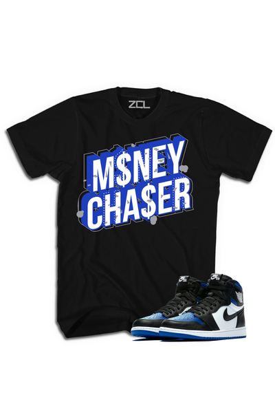 "Air Jordan 1 High OG ""Money Chaser"" Tee Game Royal"