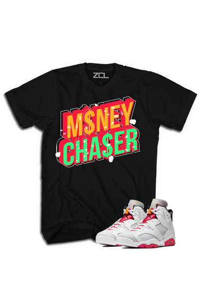 "Air Jordan 6 Retro ""Money Chaser"" Tee Hare"