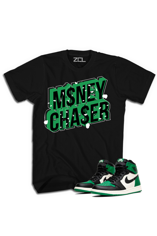 "Air Jordan Retro 1 ""Money Chaser"" Tee Pine Green"