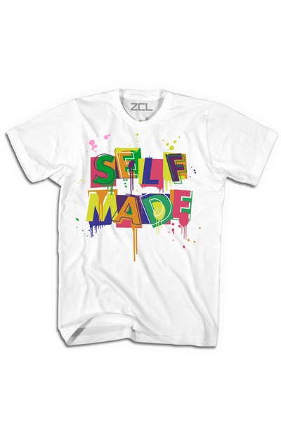 Drippin Self Made Tee - Zamage