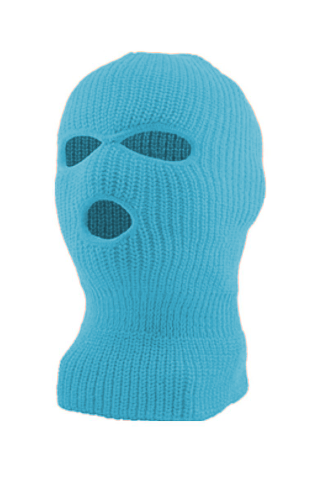 Full Face Mask Sky Blue (SFBEAN011) - Zamage