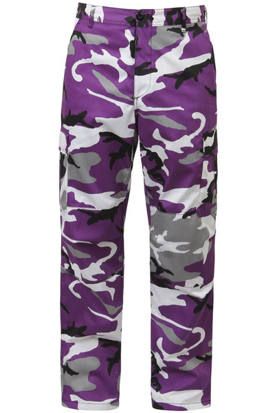 Rothco Tactical Color Camo Pants Voilet (8875 22S)