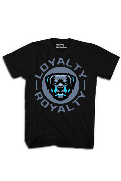 ZCL Loyalty-Royalty Tee Black - Zamage