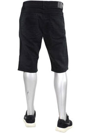 Jordan Craig Solid Color Shorts Black (J708S)