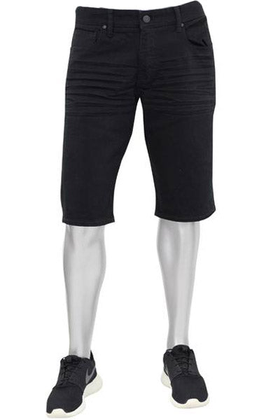 Jordan Craig Solid Color Shorts Black (J708S 22S)