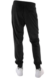 Velour Jogger Black (1A2-410) - Zamage