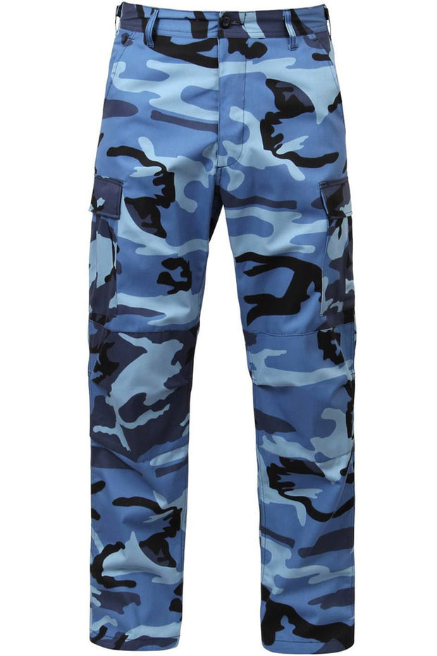 Rothco Tactical Color Camo Pants Sky Blue (8875 22S)
