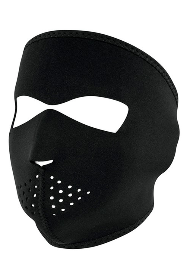 Full Face Ski Mask Black (SMASK01) - Zamage