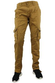 Jordan Craig Casual Cargo Pants Wheat (5615M 22S) - Zamage