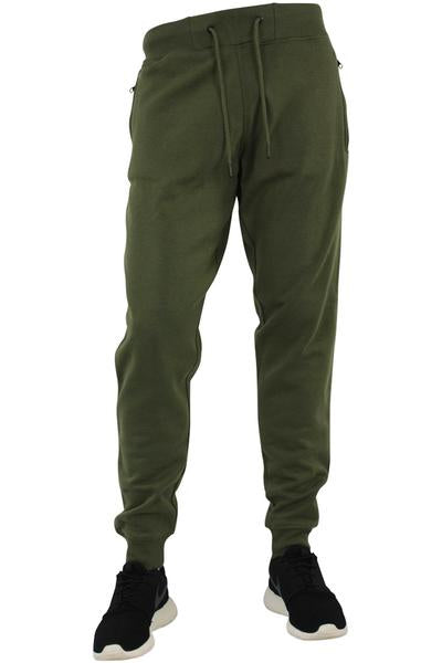Jordan Craig Fleece Jogger Army Green (8320 22S) - Zamage