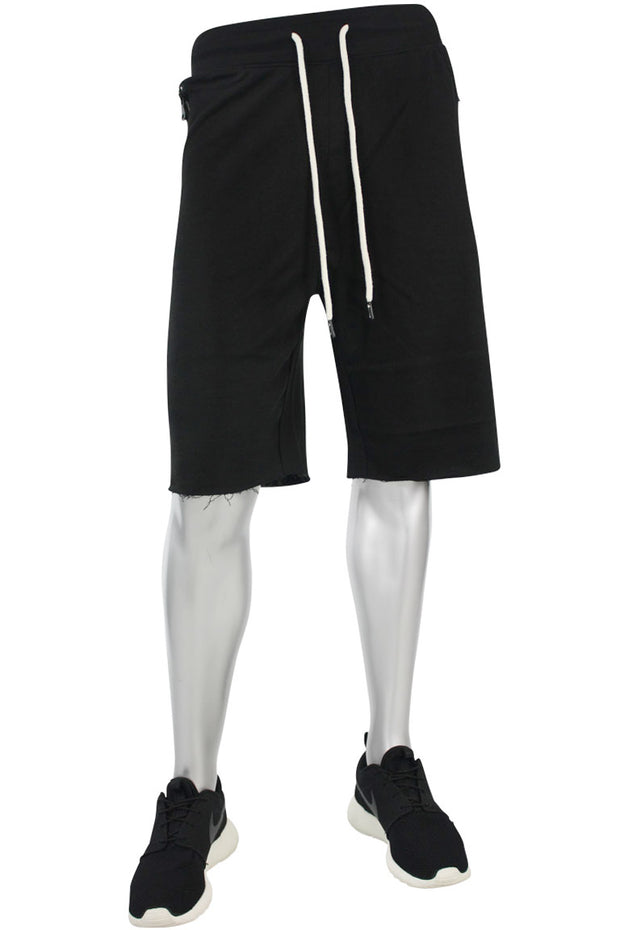 Jordan Craig French Terry Shorts Black (8290S)