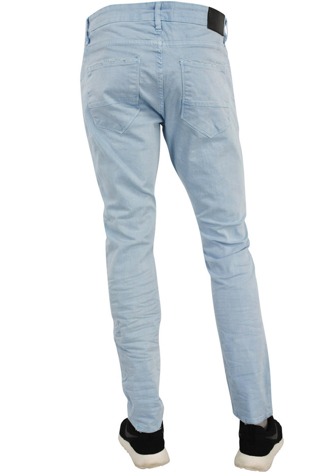 Jordan Craig Slim Fit Denim Baby Blue (JM3147 22S) - Zamage