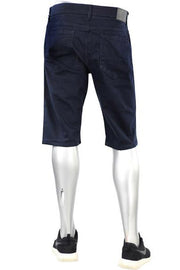 Jordan Craig Solid Color Shorts Navy (J708S)