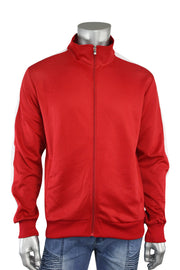 Stripe Track Jacket Red- White (JK800 22S)