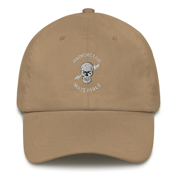 Radioactive Materials Premium Dad hat - Zamage