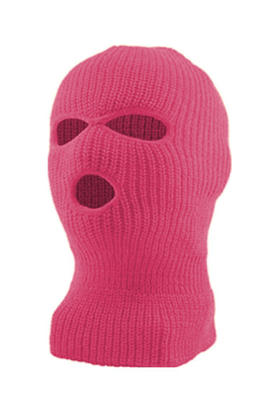 Full Face Mask Pink (SFBEAN011) - Zamage