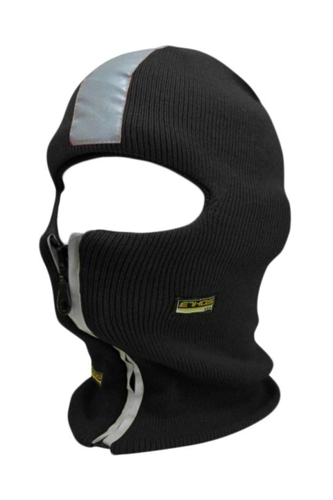 Zipper Mask Black (SFBEAN010)