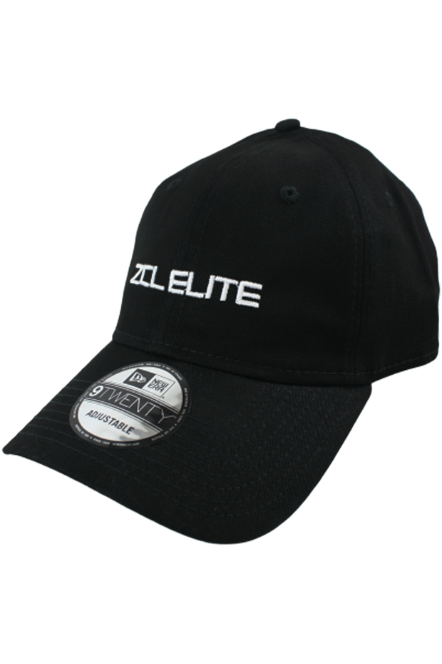 ZCL Elite New Era Strapback Hat Black (ELITEHAT)