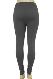 Solid Leggings Grey (ZMONEY300)