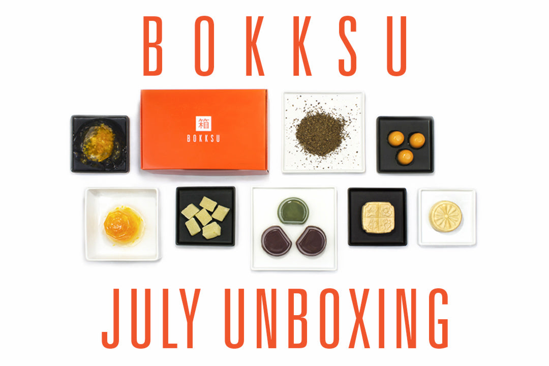 July Unboxing Video: Natsubate 夏バテ