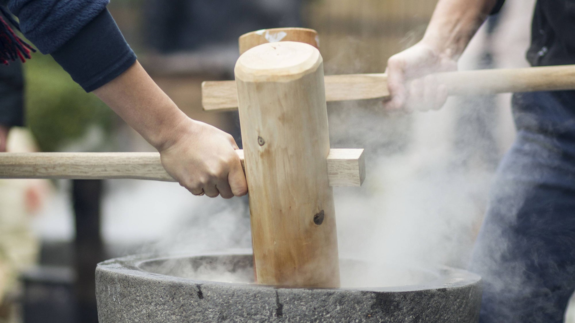 How Is Mochi Made? Traditional and Modern Mochi-Making