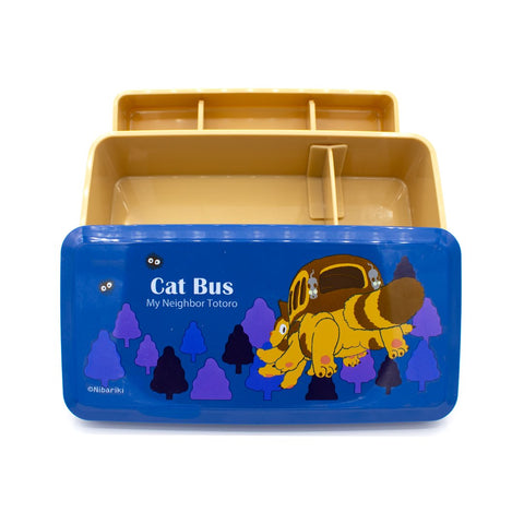 Studio Ghibli bento box, perfect to hold all your snacks and food!