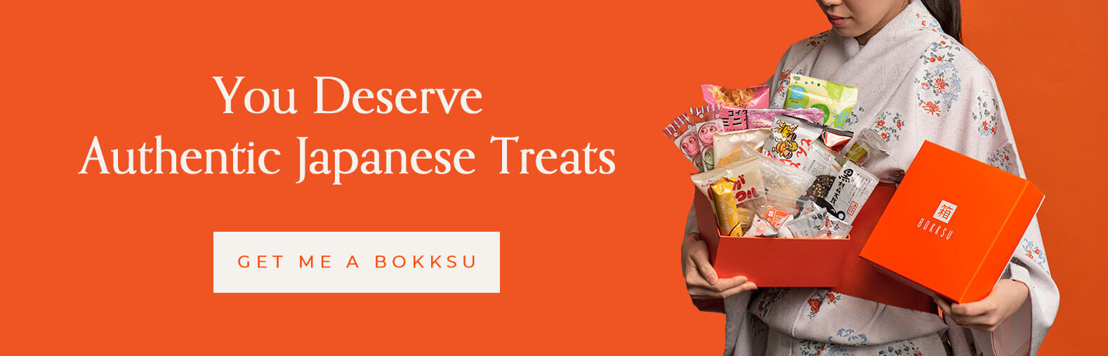 You deserve authentic Japanese snacks