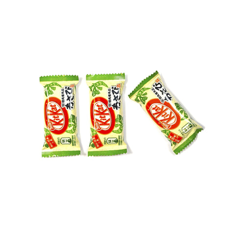 Wasabi Kit Kat Packaged