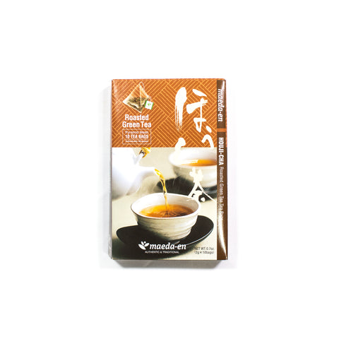 Hojicha Packaged