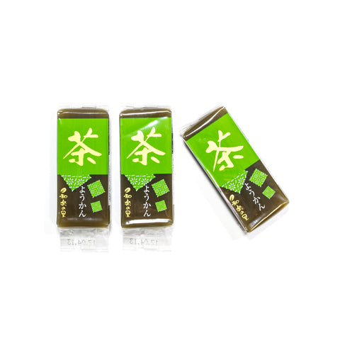 Matcha Yokan Packaged