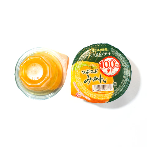 Mikan Jelly Packaged